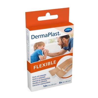 Hartmann Dermaplast Flexible 2 Marimi x 20