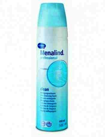 Hartmann Menalind Spray Spuma Curatare 400ml