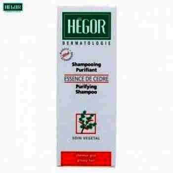 Hegor Sampon Purifiant cu Esenta de Cedru x 300 ml