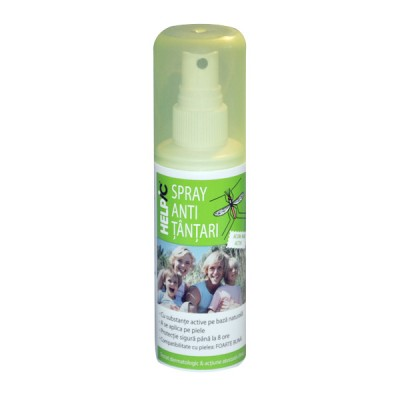 Helpic Spray Impotriva Tantarilor 100ml