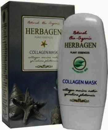 Herbagen Masca Colagen+Spirulina 50ml