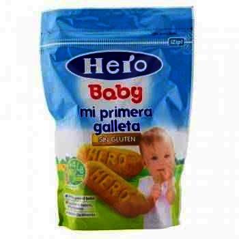 Hero Baby Primii mei Biscuiti Fara Gluten