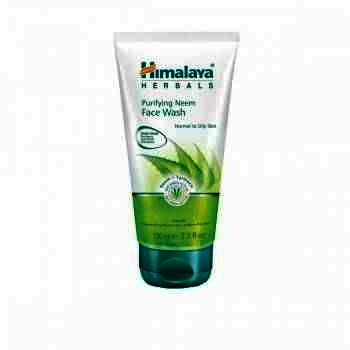 Himalaya Herbals Gel Exfoliant Purificator cu Extract de Neem x 75 ml