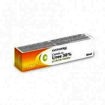 Hipocrate Crema Uree 30% x 50 ml