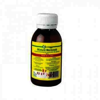 Hipocrate Mixtura Mentolata x 100 g