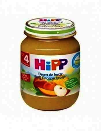 Hipp Desert de Fructe 125g