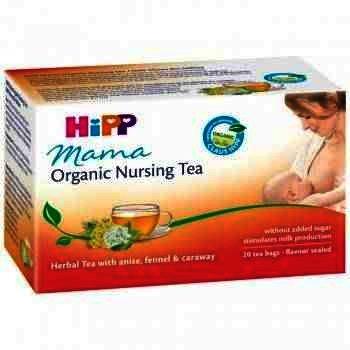 Hipp Mama Ceai Organic pt. Lactatie x 20