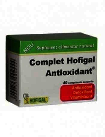 Hofigal Complex Antioxidant x 40