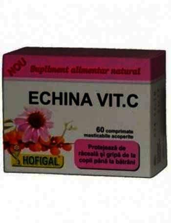 Hofigal Echinavit C x 60
