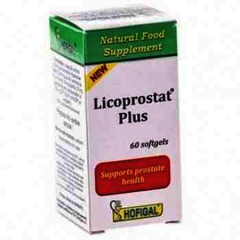 Hofigal Licoprostat Plus -cps x 60