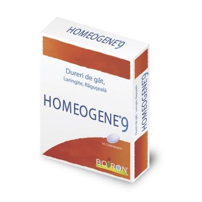 Homeogene 9 -cpr x 60 - Boiron