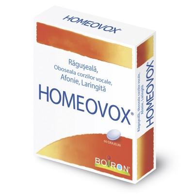 Homeovox -drj x 60 - Boiron