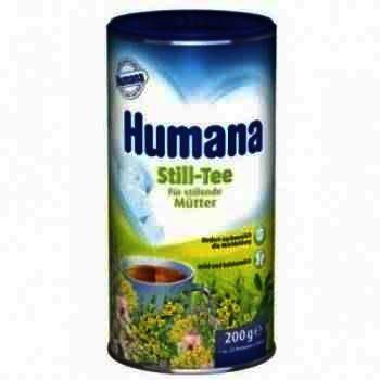 Humana Ceai Pt.Mamici 200g
