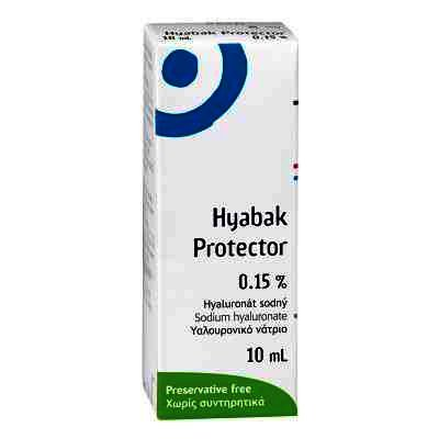Hyabak Protect-colir x 10ml-Lab Thea