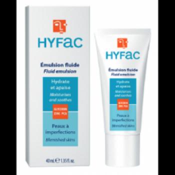 Hyfac Emulsie Fluida Hidratanta x 40 ml