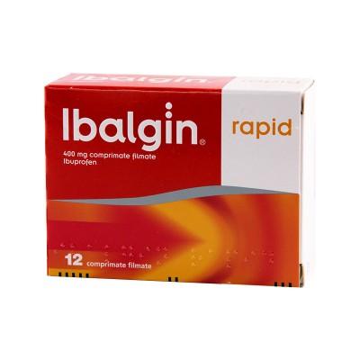 Ibalgin Rapid 400 mg -cpr.film x 12 - Zentiva