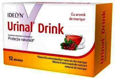 Idelyn Urinal Drink 12 plicuri