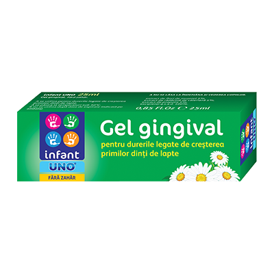 Infant Uno Gel Gingival x 25 ml - Solacium