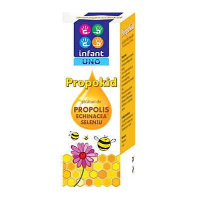 Infant Uno Propokid Picaturi cu Seleniu x 20 ml - Solacium