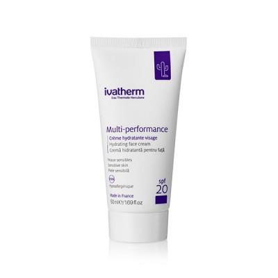 Ivatherm Multi-Performance Crema Hidratanta SPF 20 x 50 ml