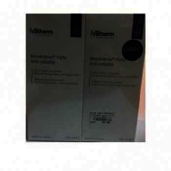Ivatherm Pachet Resveratrox Forte Anti-Cellulite 1+1