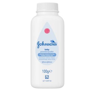 Johnson Baby Pudra Talc Sterilizata x 100 g