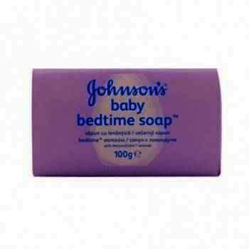 Johnson Baby Sapun cu Levantica x 100 g