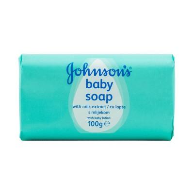 Johnson Baby Sapun Extract de Lapte x 100g