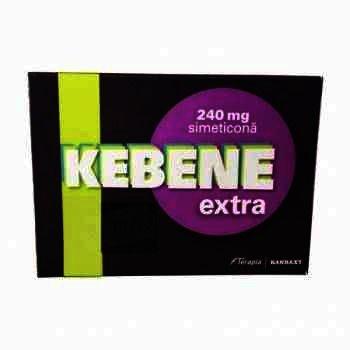 Kebene Extra 240 mg -cps x 15