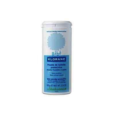 Klorane Bebe Pudra De Toaleta Protectore x 200 ml
