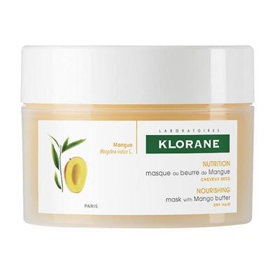 Klorane Masca de par nutritiva cu extract de mango, 150ml
