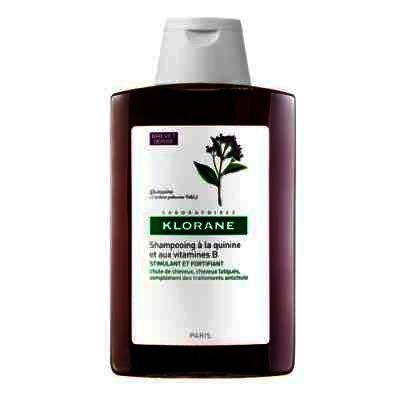 Klorane Sampon Chinina + Vit B6 x 200 ml
