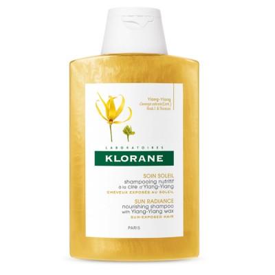 Klorane Sampon Extract De Ylang Ylang x 200 ml