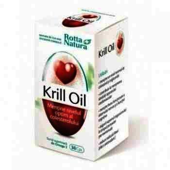 Rotta Natura Krill Oil cps x 30