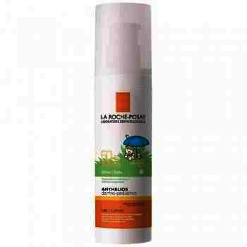 La Roche Posay Anthelios Dermo Pediatrics Lapte Fata si Corp Copii SPF50+ x 300 ml (Economic Pack)