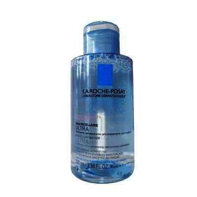 La Roche Posay Apa Micelara Ultra Piele Reactiva x 100 ml