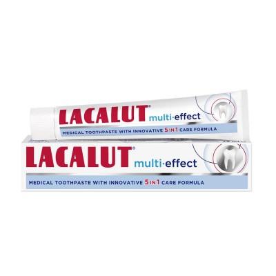 Lacalut Pasta Dinti Multi-Effect x 75 ml