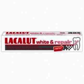 Lacalut Pasta Dinti White x 75 ml
