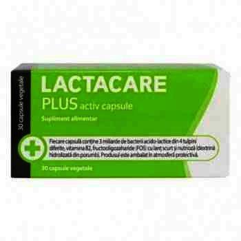 Lactacare Plus Activ -cps x 30 - Actavis