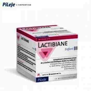 Lactibiane Enfant -plc x 30 - Pileje