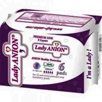 Lady Anion Everyday x 40
