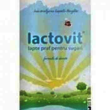 Lapte Praf Lactovit x 400 g