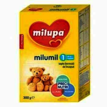 Lapte Praf Milupa Milumil 1 x 300 g