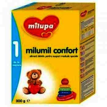 Lapte Praf Milupa Milumil Confort 1 x 300 g