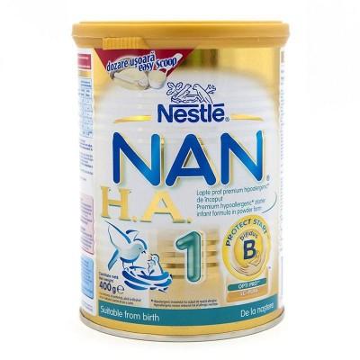 Lapte Praf Nestle Nan HA 1 x 400 g