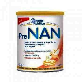 Lapte Praf Nestle Pre Nan LC Pufa x 400 g