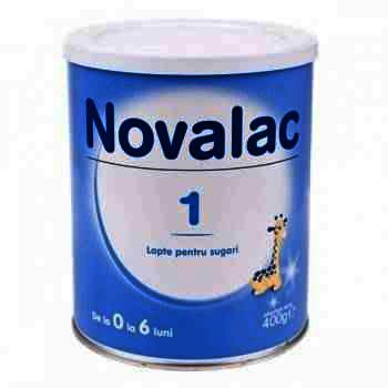 Lapte Praf Novalac 1 x 400 g