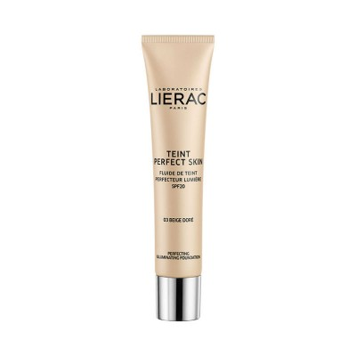 Lierac Fond de Ten Fluid Iluminator Golden Beige 03 x 30ml
