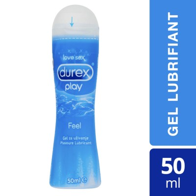 Lubrifiant Durex Play Feel 50 ml