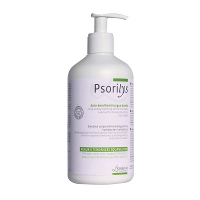 Lysaskin Psorilys Emulsie Piele Uscata x 200 ml
